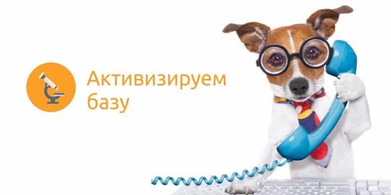 обзвон клиентской базы